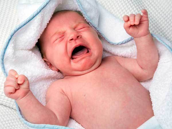 Кропова вода для новонароджених: інструкція із застосування