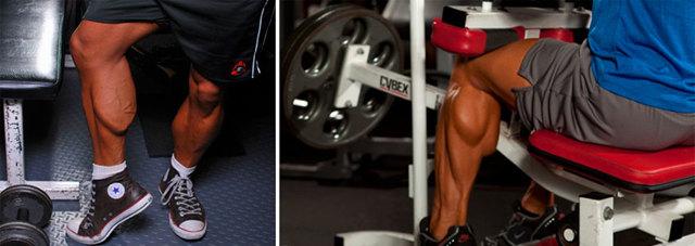 Як накачати ікри ніг: кращі вправи