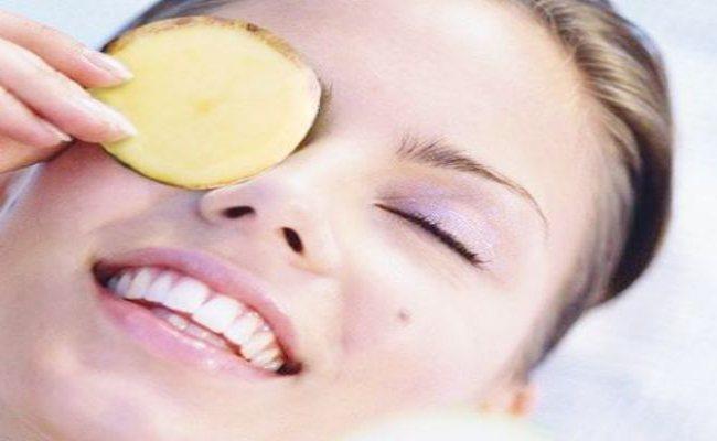 3161597 - Картопля від мішків під очима