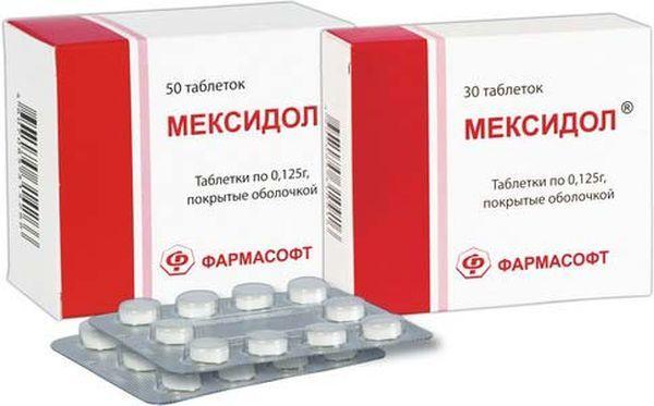 Судинорозширювальні препарати при остеохондрозі шиї: огляд препаратів