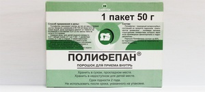 Сорбенти для очищення кишечника: список препаратів і натуральних продуктів