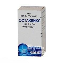 Очні краплі Офтаквікс: інструкція із застосування, відгуки, показання та побічні ефекти