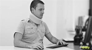 Комір Шанца при шийному остеохондрозі: механізм дії, ефективність