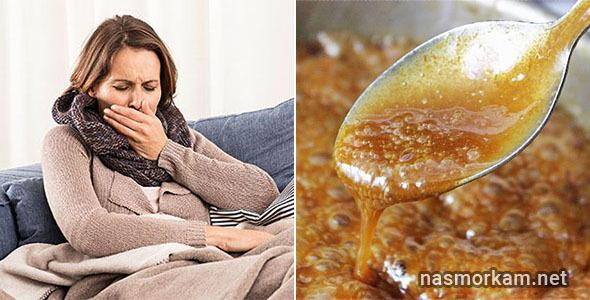 Палений цукор від кашлю - користь і рецепти приготування