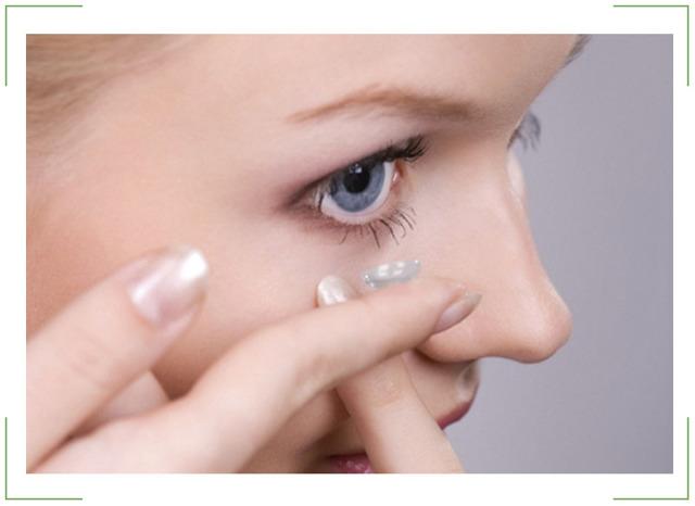 Чи шкідливі контактні лінзи для очей, користь і шкода для зору