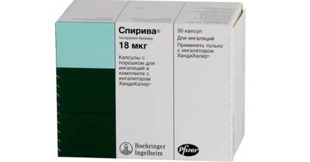 Антибіотик для інгаляцій - список препаратів
