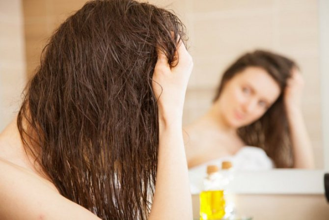Активний масаж шкіри голови
