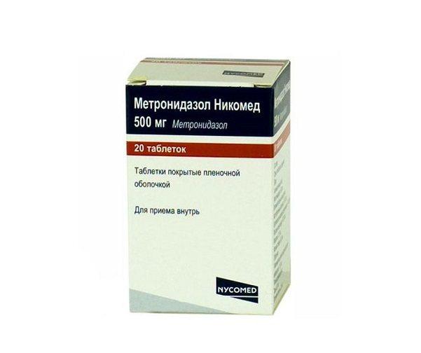Антибіотик від зубного болю і запалення