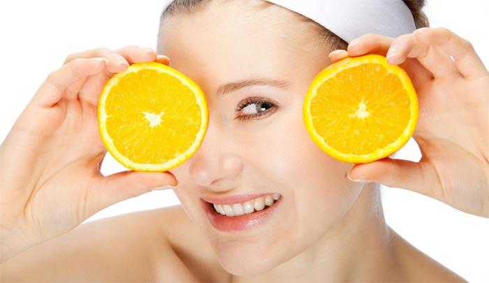 Апельсин для особи як застосовувати