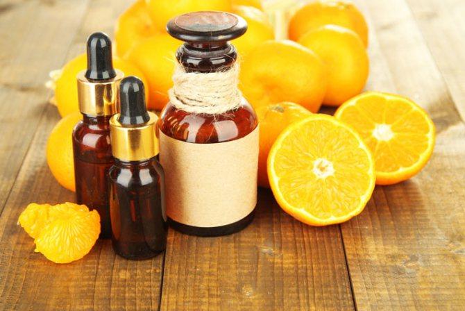апельсинове масло