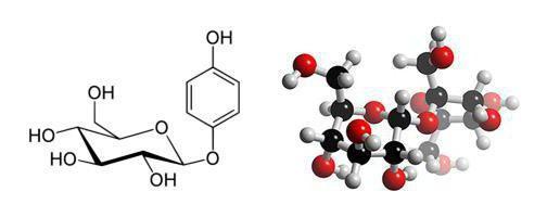 арбутин формула