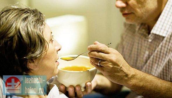Скільки проживе лежачий хворий якщо він не їсть?