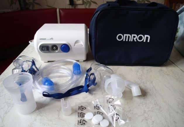 Небулайзер Омрон С28 - характеристики і застосування інгалятора
