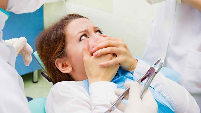 біль при виривання зуба мудрості