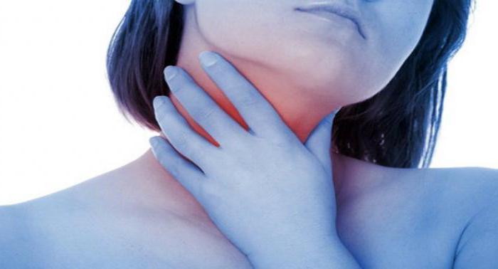 болить корінь язика при ковтанні