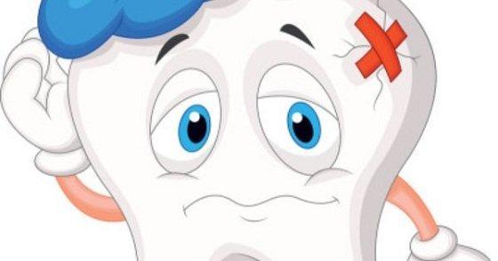Болить зуб під коронкою