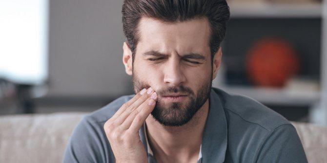 Болить зуб під металлокерамической коронкою