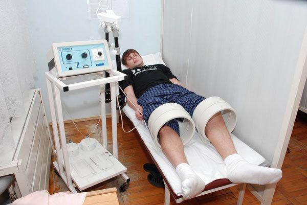 Фізіотерапія при артрозі колінного суглоба: огляд дієвих процедур