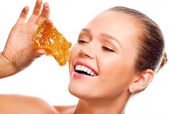чистка медом