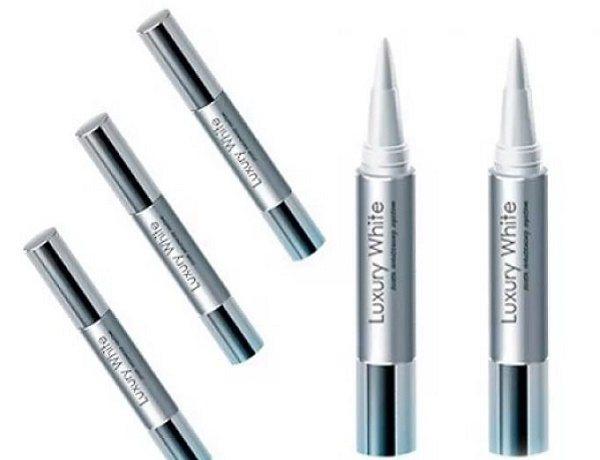 що таке олівець для відбілювання зубів luxury white pro