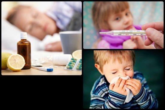 діти хворіють