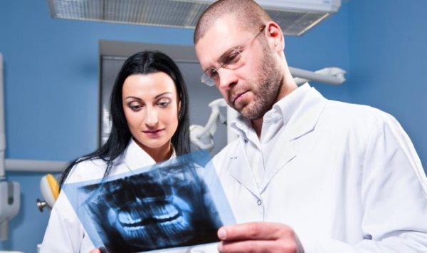 Діагностика радикулярної кісти зуба
