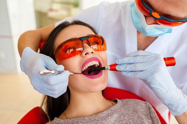 Дієта після відбілювання зубів