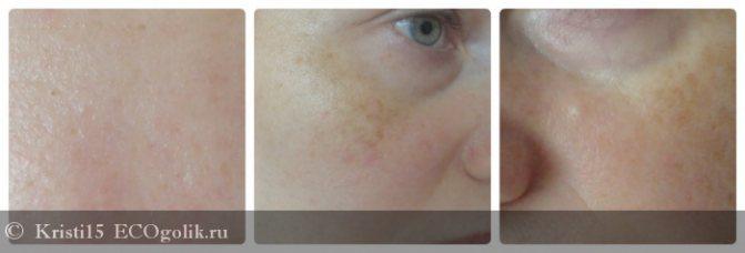 Денний крем для схильної до сухості шкіри обличчя 30-45 років / SPF 15 Marina Kazarina - відгук Екоблогера Kristi15