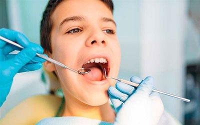 Доступна на початкових етапах карієсу - Стоматологія Лінія Посмішки