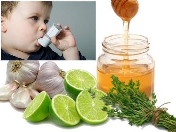 Лікування астми народними засобами: способи і рецепти