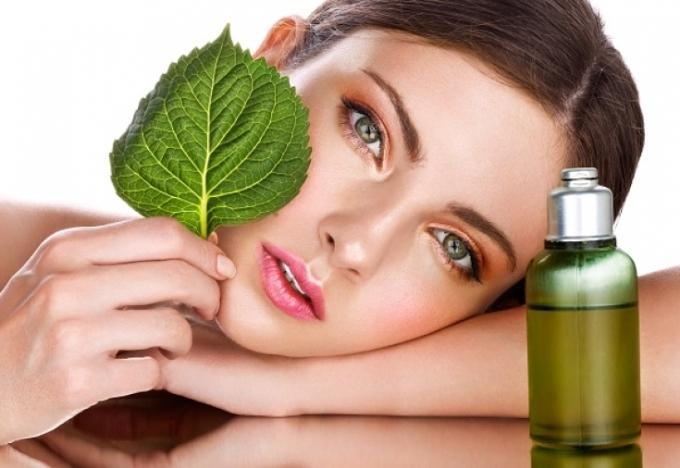 Ефірна олія для обличчя