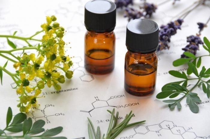 ефірні масла і їх властивості таблиця