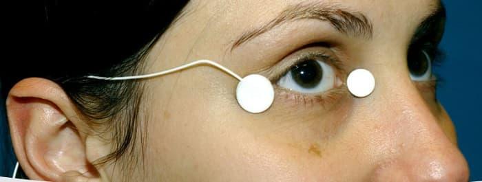 електростимуляція очей