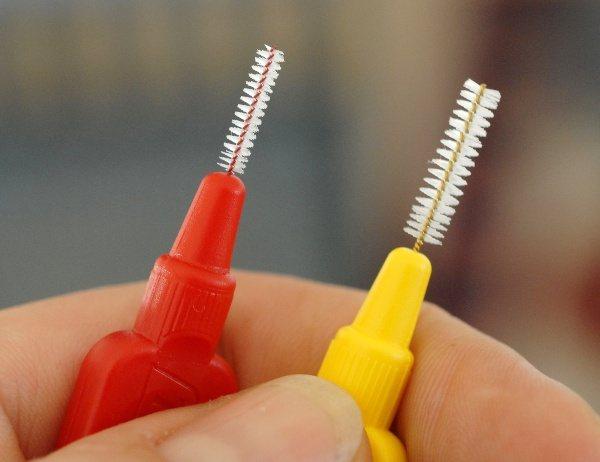 Йоржики для чищення зубів купити