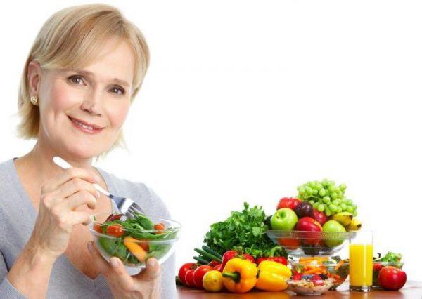 Як правильно схуднути на здорове харчування жінкам після 40 років: меню на тиждень