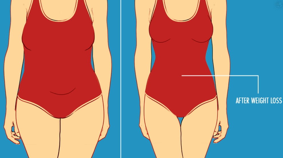 Как быстро стать худой к лету