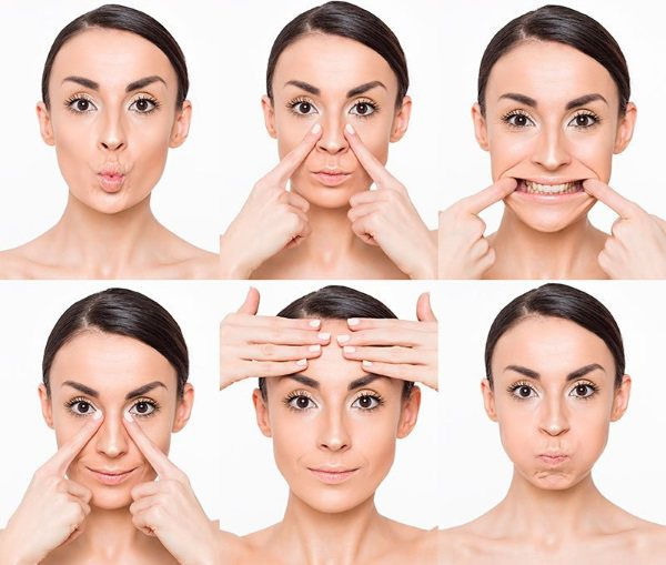 Фейсбілдінг аеробіка для обличчя після 40-50 років. Вправи, методики, техніки
