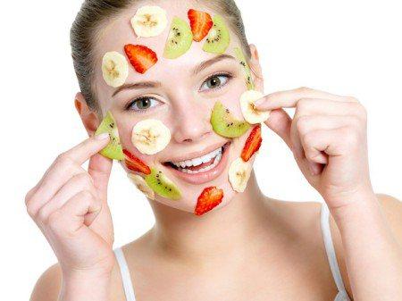 фруктова маска