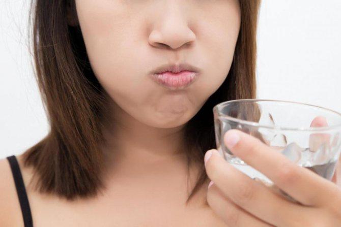 фурацилін при стоматиті у дітей