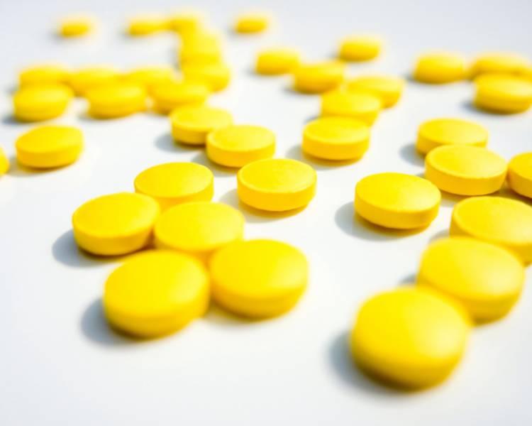 фурацилін в таблетках