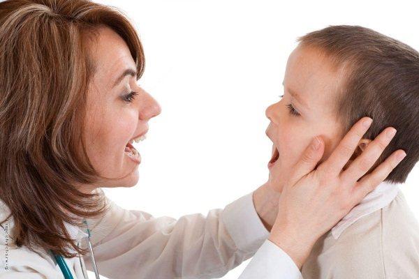 Географічний язик у дитини комаровский