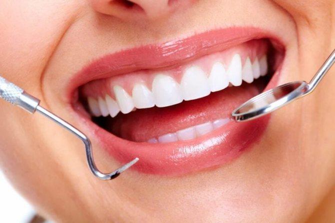 Гіперстезія зубів - діагностика