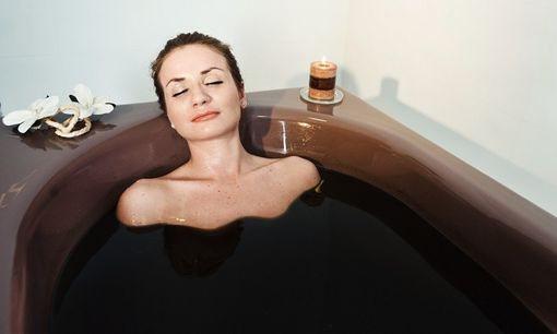 Глина від розтяжок - ванна