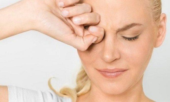 Хлор при попаданні в очі викликає неприємні больові відчуття