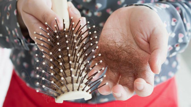 ін'єкції в голову для росту волосся
