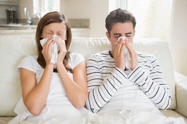 інфекційне або вірусне захворювання