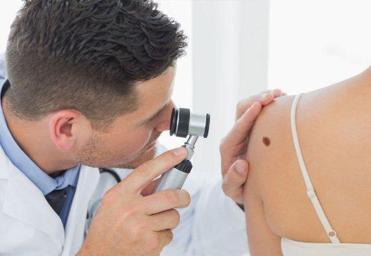 вивчення дерматоскопі