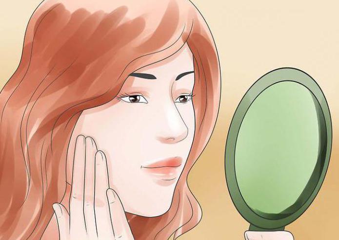 як прибрати чорні крапки на носі