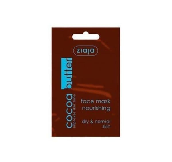 Какао маска для обличчя Ziaja