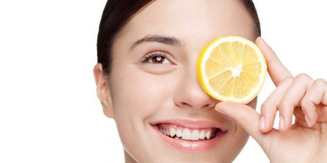 Яким чином діє вітамінна маска